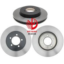 4L2Z-1125-AA Ford Explorer brake disc Mercury Mountaineer brake parts