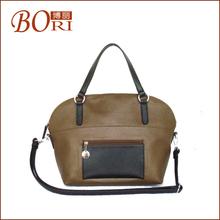 beautiful ladies picture of leather women fashion handbag 2014