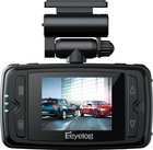 2014 Newest super full hd WDR LDWS Mini car dvr dash camera with ambarella A7+GPS+G-sensor