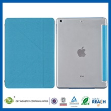 2014 Latest design high quality leather case for apple ipad 3