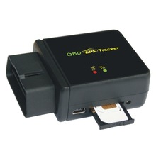 Auto download & configure APN & GPRS OBD GPS Tracker
