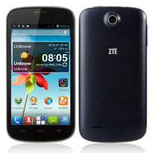 G-sensor Function Mobile Phone MT6572 Dual Core 1.3GHz 512MB 4GB 4.5 Inch Screen Android 4.2 ZTE V818