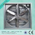 alto contenido de zinc de la humedad de la temperatura alta ventilador de escape