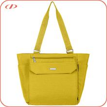 Custom logo designer nylon ladies handbag
