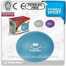 75CM eco anti burst gym ball with pump