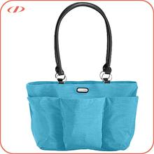 Wholesale women stylish nylon handbags bags
