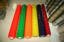 pvc packing film