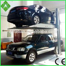car stacker parking garage equipment,garage car stacker heavy lifting equipment