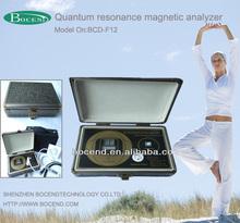 2014 new style quantum magnetic resonance body health analyzer