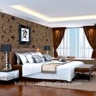 Pure and Fresh Wallpaper Design,Latest Design Wallpaper,Non-woven Home Decorative Wallpapers