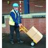 material handling hand trolley, hand trolley /hand cart / push cart wheels
