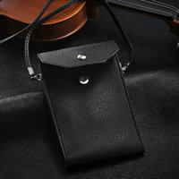 for S4 Mini Fashion Leather Bag Stylish Purse Case for Samsung galaxy S4 Mini i9190