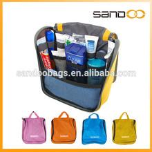 Hanging Travel Toiletry Folding Makeup Case Wash Cosmetic bag