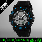 economical big face deep waterproof business quartz watches
