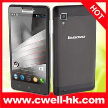 5.0 Inch OTG Function MTK6589 Quad Core 8.0MP Camera celular dual sim lenovo smartphone
