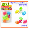 8Pcs small plastic spinning top cheap toys