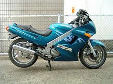Motorcycle Body Kits 90-07 ZZR250 1990-2007 For Kawasaki ZZR250 90-07 Bodywork Body Parts For Motorcycle