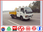 China dump truck manufacture direct sale for new isuzu tipper 2 ton sale in tata