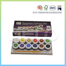 high quality gouache painting colour set
