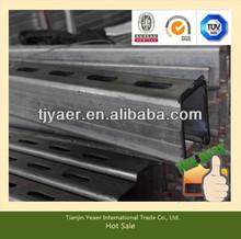 U Channel/C Channel steel China supplier