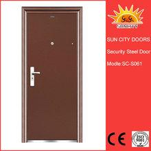 Garage door security stell doors with Locks SC-S061