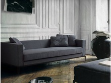 DIVANY modern leisure sofa top leather sofa brands