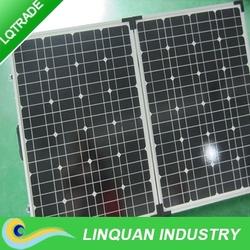 hot sale! 160W /18V Folding solar panel+regulator, complete kit