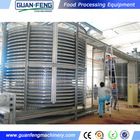 vegetable quick freezing equipment / food freezing machine / chicken freezing machine