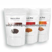 China manufacture airtight ziplock plastic pouch