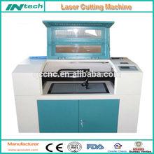 10% OFF Hot sale QC6090 60w 80w 100w 150w co2 laser tube power cnc laser cutting machine price with CE