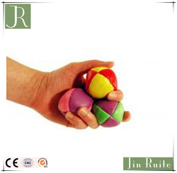 promotion new style eco-freindly magic funny Juggling Ball