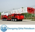 Camiones- montado plataforma de perforación