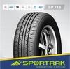 Environmental car tire/semi steel radial passenger car tire