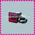hot vente 2014 attelage de remorque couvrir avec la lumière de frein