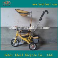 popular steel plastic kids baby stroller bike bicycle