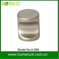 Supply zamak round knob BSN zinc alloy handles knobs for drawer