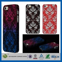 Manufacturer Wholesale Luxury carbon fibre case for iphone 5