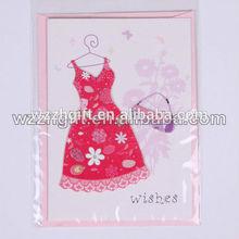 Fairy sweet love laser cut wedding cards