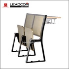 Leadcom steel chair for school lecture hall for sale LS-918M