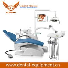 Foshan gladent new designing portable dental unit hr-dp13 with ce