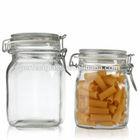 250ml swing top glass storage jar