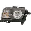 For CHEVROLET Camaro Head Lamp GM551-B0WC0 Black Housing 2010-2011 Year