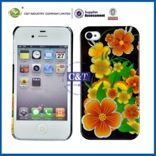 2014 novelty cheap mobile phone cases hard back cover case for iphone 4 4s