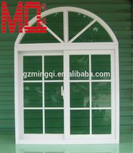 paper box with pvc window pvc windows price pvc sliding windows New style