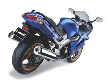 Motorcycle Body Parts For Kawasaki ZZR1200 2002-2005 Fairing ZZR1200 Bodywork Motorbike