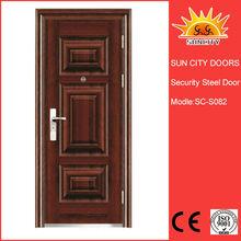 Euro style Steel entrace door designs SC-S082