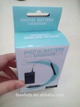 Neutral packing LP-E6 Battery Charger - for Canon 6D, 7D, 60D, 5D Mark III, 5D Mark II Digital SLR