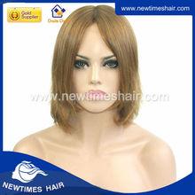 Custom Made Human Hair European Virgin Hair Jewish Wig