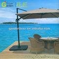 caliente la venta de patio al aire libre colgando de banano de sol paraguas jardín paraguas sombrilla