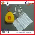 Cpr masque B395 CPR pocket réanimation masque